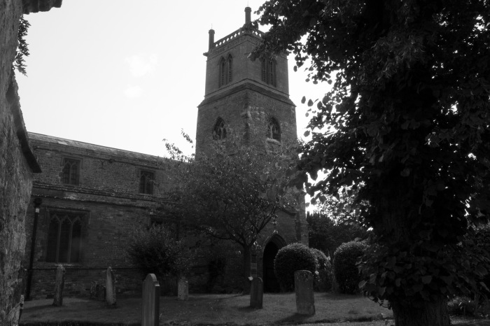 Ecton Church 1